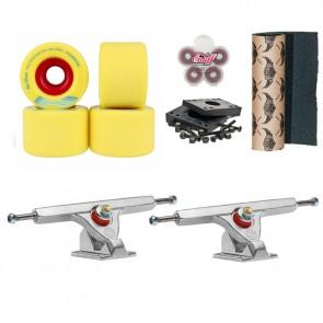 Slide Longboard Setup Caliber II Fifty 10 + Orangatang Kilmer 69mm-86a