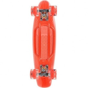"Sunset LED Lifeguard 22"" cruiser skateboard"