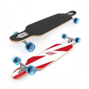 "Surf Rebel Free Style 39"" drop-through longboard complete"