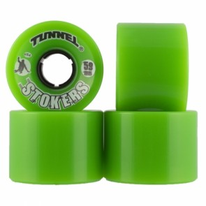 Tunnel Stoker Wheels 59mm 78a green