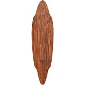 """Urskog Kvist Jacaranda 34.6"""" longboard deck"""