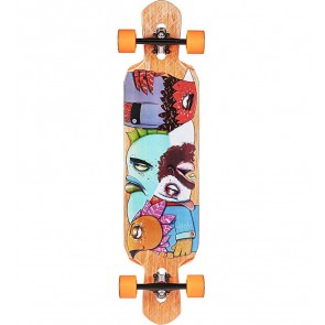 "Riviera Word to the whise 41"" longboard complete"